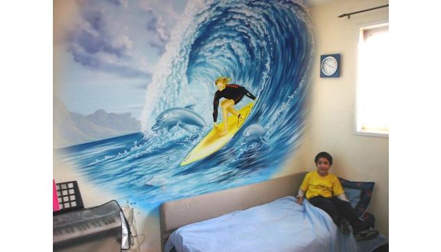חדר דולפינים