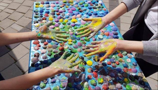 עבודות צבע לא משאירות ידיים נקיות