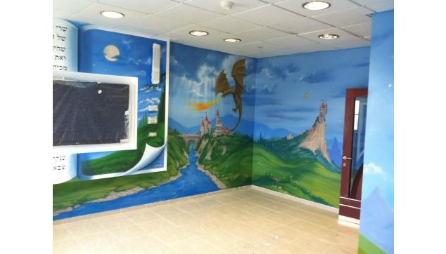 ציורי קיר בערי ישראל