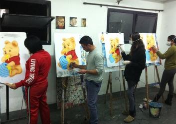 קורסים ללמידת ציור
