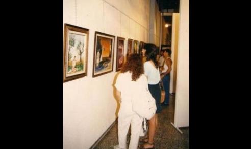 גלריה של ציורים