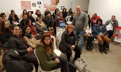 בית הלל מציע לימודי ציור למגוון אוכלוסיה